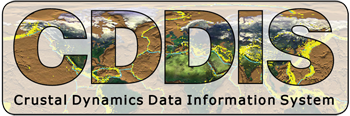 Crustal Dynamics Data Information System (CDDIS)